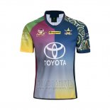 North Queensland Cowboys Rugby Shirt 2018-19 Commemorative