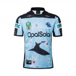 Sharks Rugby Shirt 2018-19 Commemorative