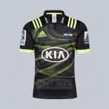 Hurricanes Rugby Shirt 2018 Away