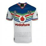 New Zealand Warriors Blue Rugby Shirt 2018-19 Away
