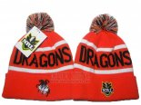 NRL Beanies Dragons