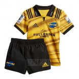 Kid's Kits Hurricanes Rugby Shirt 2018 Home
