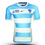 Argentina Rugby Shirt 2015 Home