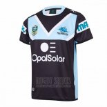 Jersey Cronulla Sutherland Sharks Rugby 2018 Away
