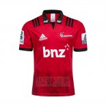 Crusaders Rugby Shirt 2018 Home Red