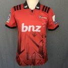 Crusaders Rugby Shirt 2018 Red