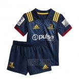 Kid's Kits Highlanders Rugby Shirt 2018 Home