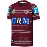 Manly Sea Eagles Rugby Shirt 2017 Home