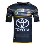 North Queensland Cowboys Rugby Shirt 2016 Home