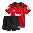 Kid's Kits Crusaders Rugby Shirt 2018 Home