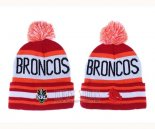 NRL Beanies Brisbane Broncos Red White