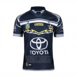 North Queensland Cowboys Rugby Shirt 2018 Home