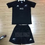Jersey Kid's Kits New Zealand All Blacks Rugby 2019-2020 Home