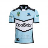 Sharks Rugby Shirt 2018-19 Home
