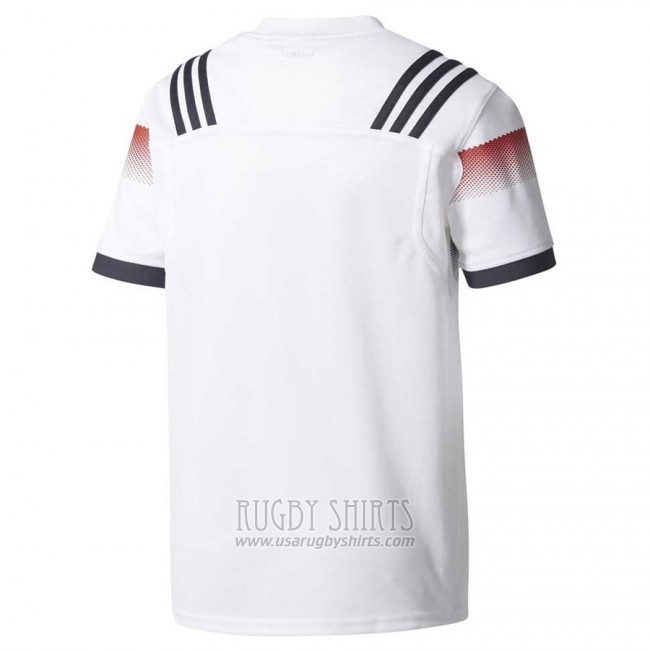 France Rugby Jersey 2018 Away