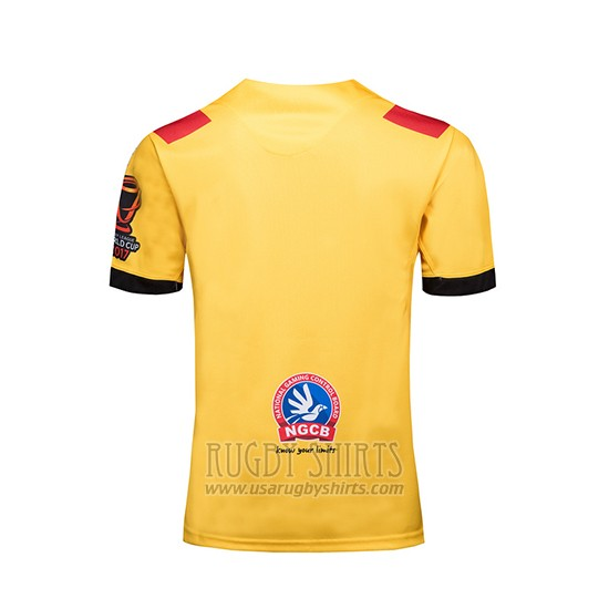 Papua New Guinea Rugby Shirt RLWC 2017 Home