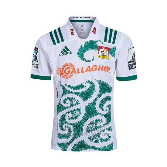 Chiefs Rugby Shirt 2018 Away