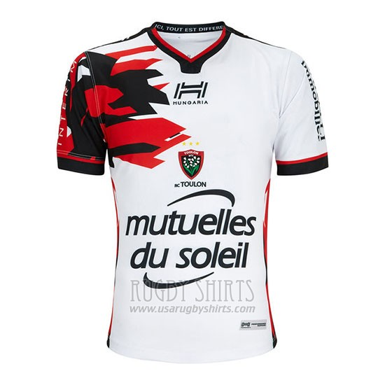 Jersey Toulon Rugby 2018-2019 Tercera